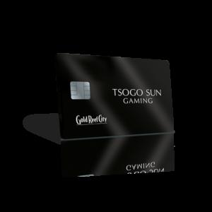 Gold Reef City New Black Rewards cards. Sign up for a Gold Reef City Rewards card today at the Gold Reef City Customer Service Desk.