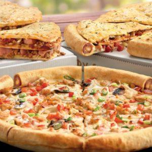 Debonairs, Gold Reef City. Pizza Favourites In Johannesburg.