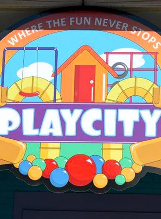 Play City at Gold Reef City