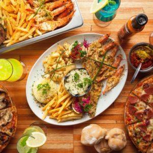 Calisto's, Gold Reef City. Portuguese Restaurant.