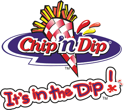Chip 'n Dip, Gold Reef City. Potato Chips and Tasty Dips.