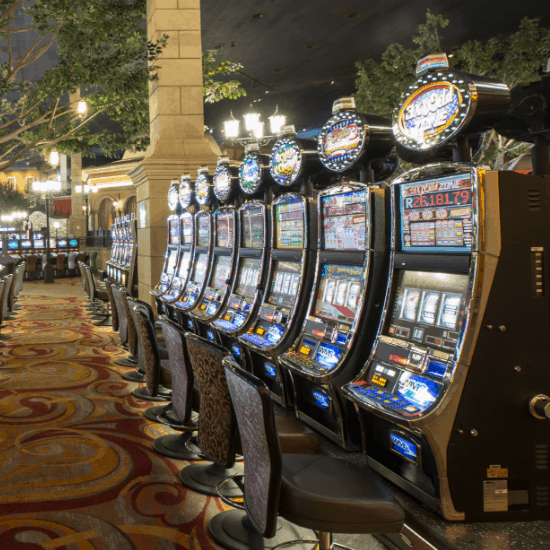 Gold Reef City Casino Floor Slots