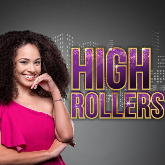 High Rollers Gaming Promotion