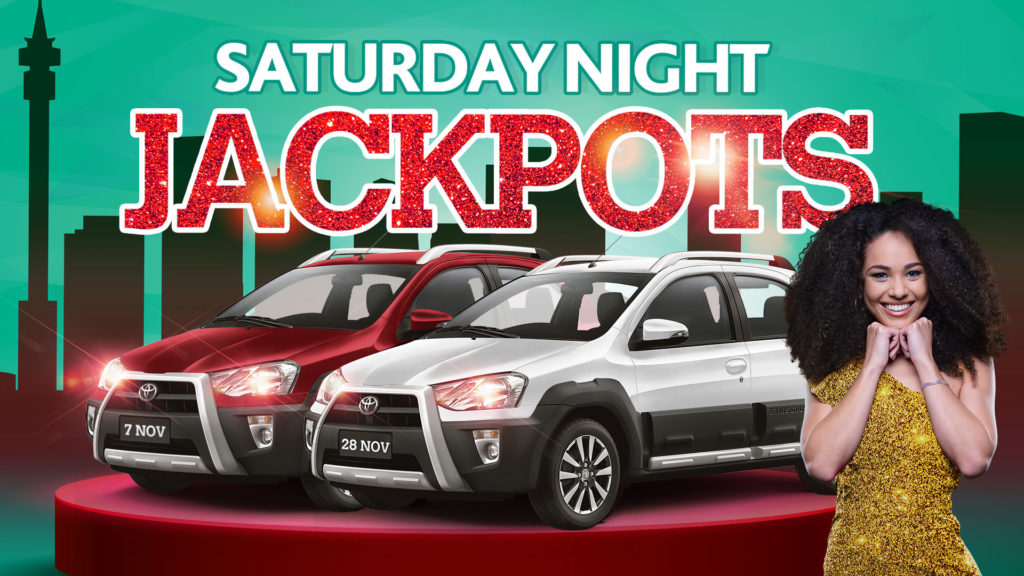 Gold Reef City Casino Gaming Promotion – Saturday Night Jackpots Image